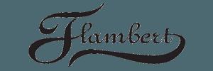 Flambert logo en av våre partnere på filmproduksjon