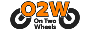 logo for on two wheels - vinterlagring