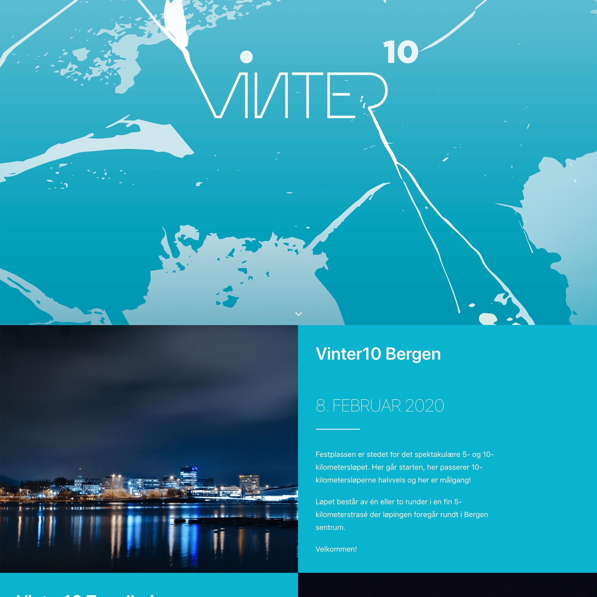 Vinterti webside